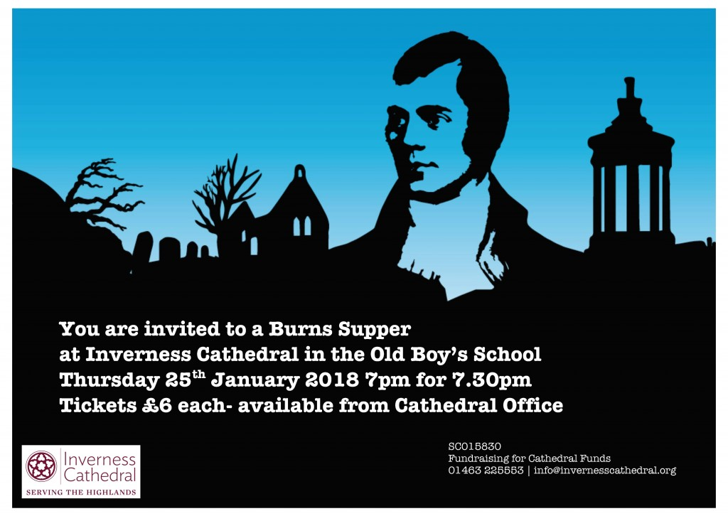 Burns Supper January 2018