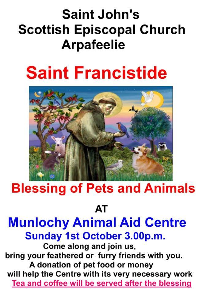 St Francistide poster